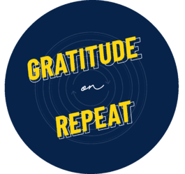 Gratitude on Repeat Logo