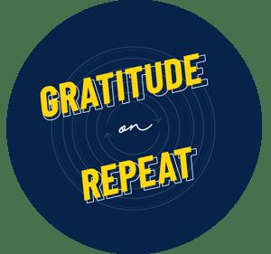 Gratitude on Repeat Logo